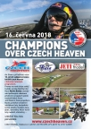 Invitation to show Champions over Czech Heaven